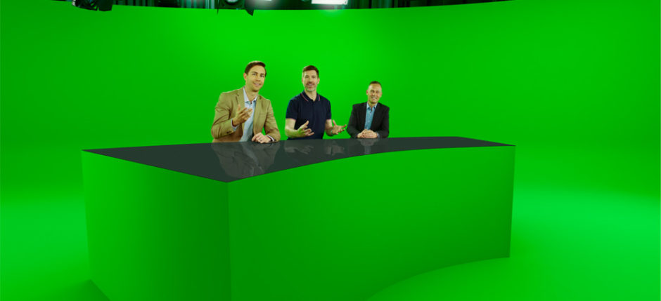 chroma key cinema